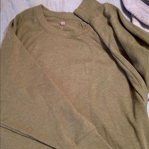 NWT Oversized sweatshirt